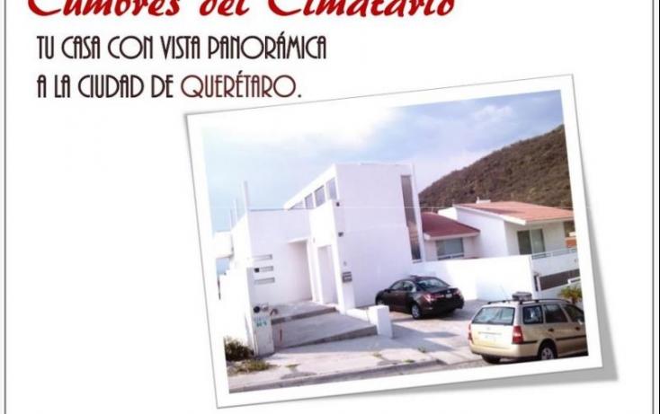 Foto de casa en venta en, jurica, querétaro, querétaro, 446909 no 02