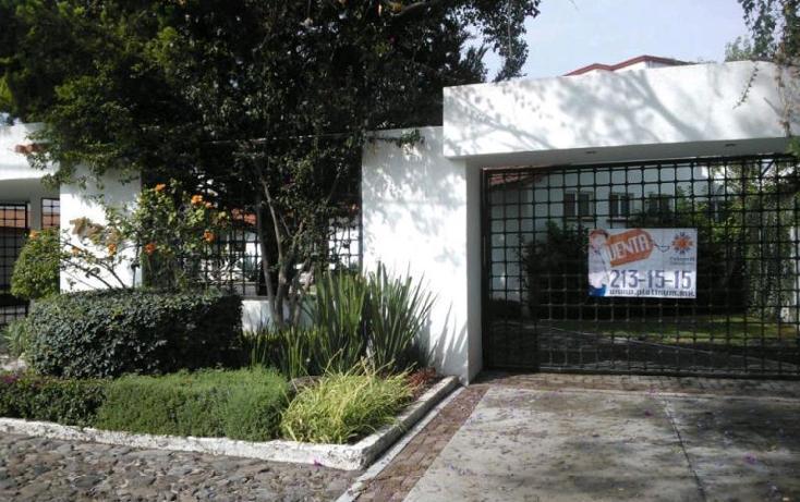 Foto de casa en venta en  , jurica, querétaro, querétaro, 822213 No. 01