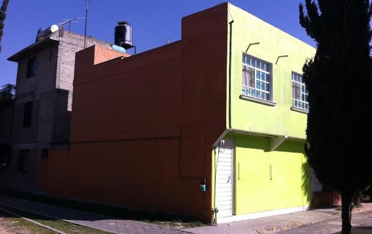 Foto de casa en venta en juricar manzana 4,lote 17, san francisco cascantitla, cuautitl?n, m?xico, 1642854 No. 02