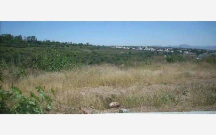 Foto de terreno habitacional en venta en juriquilla 1, juriquilla santa fe, querétaro, querétaro, 846355 no 01