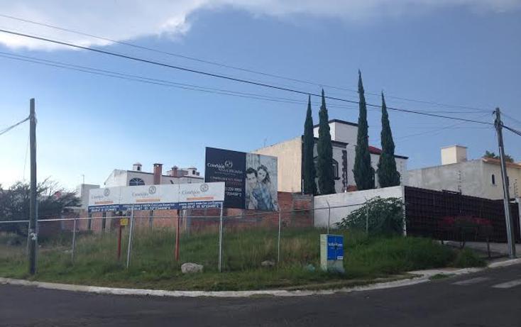 Foto de terreno habitacional en venta en  , juriquilla privada, querétaro, querétaro, 946369 No. 01