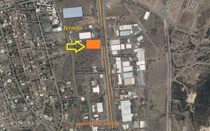Foto de terreno comercial en venta en  , juriquilla, querétaro, querétaro, 1024917 No. 01
