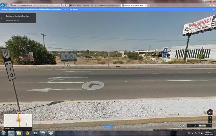 Foto de terreno comercial en venta en  , juriquilla, querétaro, querétaro, 1024917 No. 02