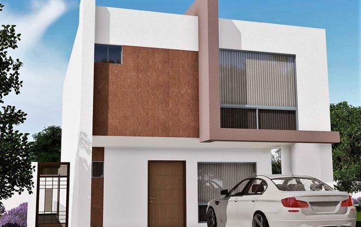 Foto de casa en venta en  , juriquilla, querétaro, querétaro, 1213551 No. 01