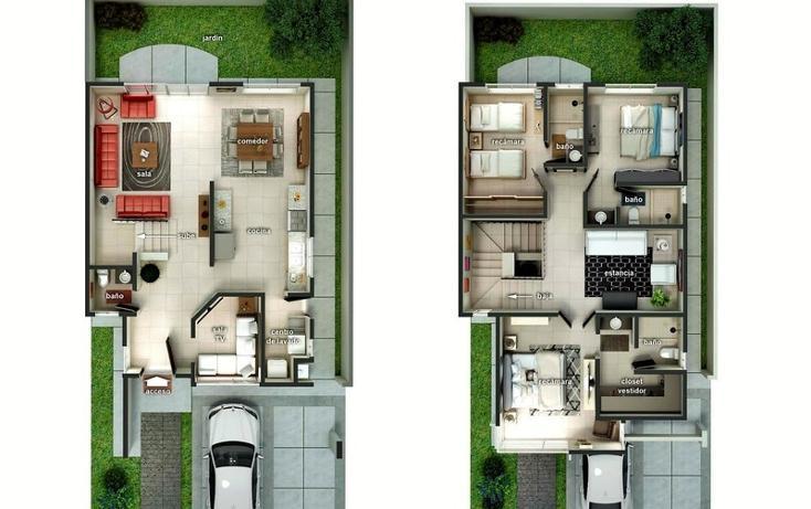 Foto de casa en venta en  , juriquilla, querétaro, querétaro, 1213561 No. 04