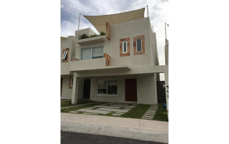 Foto de casa en renta en  , juriquilla, querétaro, querétaro, 1340469 No. 01