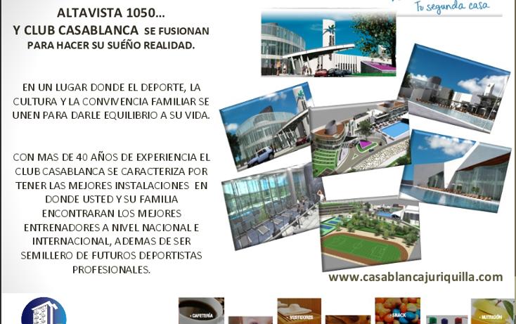 Foto de departamento en venta en  , juriquilla, querétaro, querétaro, 1355291 No. 04