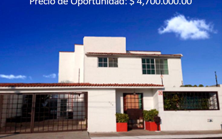 Foto de casa en venta en  , juriquilla, querétaro, querétaro, 1378533 No. 01