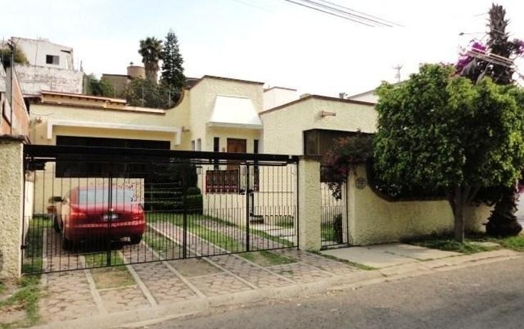 Foto de casa en venta en  , juriquilla, querétaro, querétaro, 1389429 No. 01