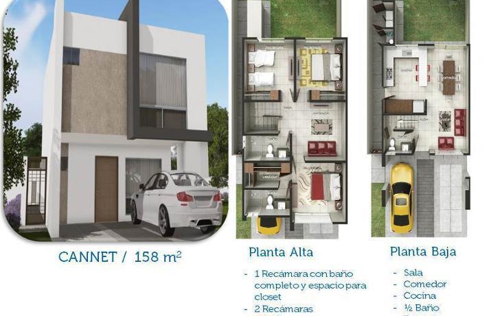 Foto de casa en venta en  , juriquilla, querétaro, querétaro, 1420723 No. 02
