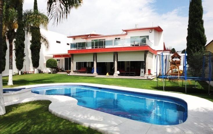 Foto de casa en venta en  , juriquilla, querétaro, querétaro, 1491219 No. 01