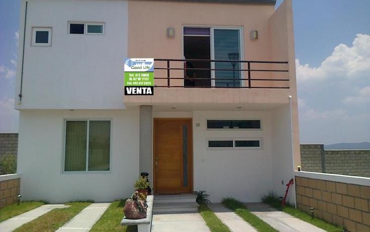 Foto de casa en venta en  , juriquilla, querétaro, querétaro, 1542812 No. 01