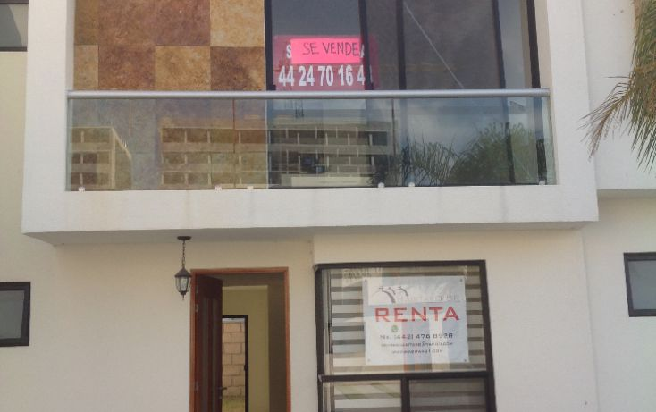 Foto de casa en condominio en venta en, juriquilla, querétaro, querétaro, 1600476 no 01