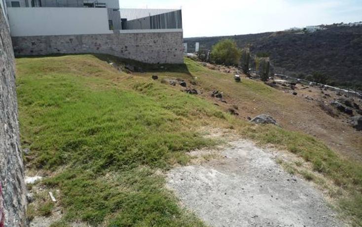Foto de terreno habitacional en venta en  , juriquilla, querétaro, querétaro, 1615293 No. 01
