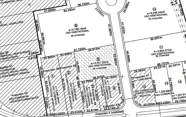 Foto de terreno habitacional en venta en  , juriquilla, querétaro, querétaro, 1627730 No. 02
