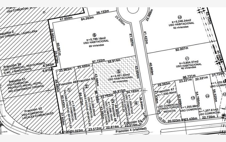 Foto de terreno habitacional en venta en  , juriquilla, quer?taro, quer?taro, 1632948 No. 01