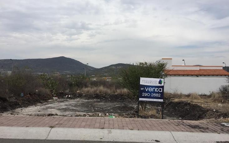 Foto de terreno habitacional en venta en  , juriquilla, querétaro, querétaro, 1803100 No. 01