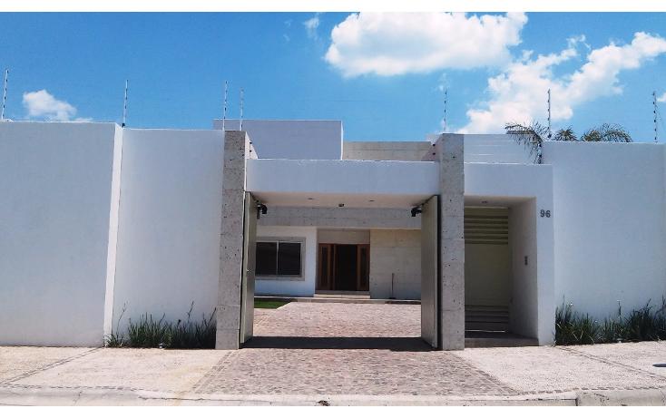 Foto de casa en renta en  , juriquilla, querétaro, querétaro, 1829184 No. 01