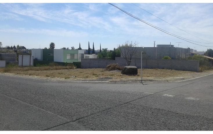 Foto de terreno habitacional en venta en  , juriquilla, querétaro, querétaro, 1852226 No. 01