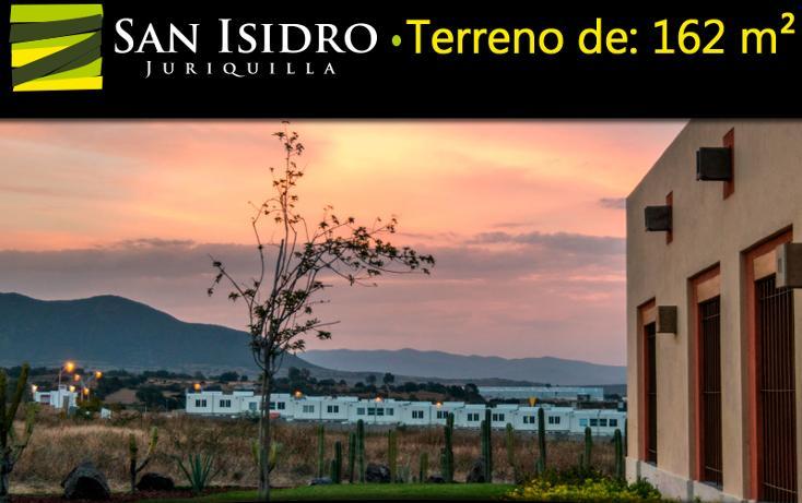 Foto de terreno habitacional en venta en san isidro , juriquilla, querétaro, querétaro, 1873386 No. 01