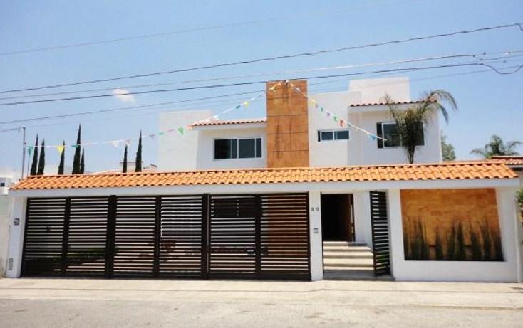 Foto de casa en venta en  , juriquilla, querétaro, querétaro, 1908283 No. 01