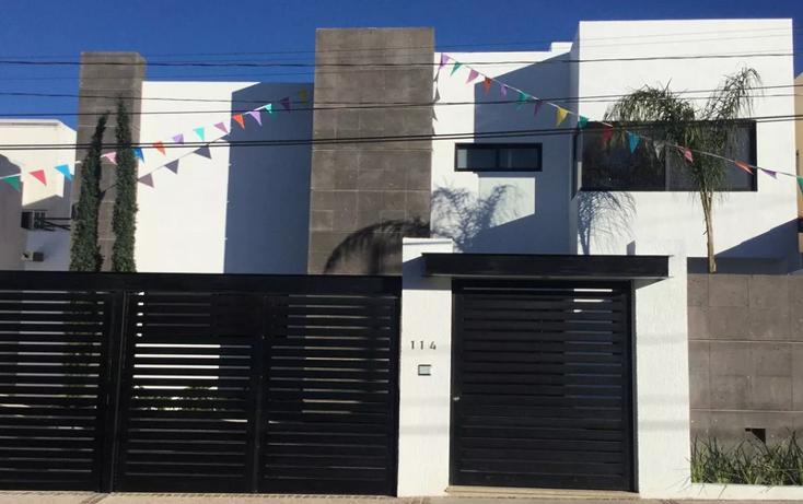 Foto de casa en venta en  , juriquilla, querétaro, querétaro, 1947942 No. 01