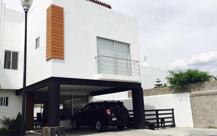 Foto de casa en venta en  , juriquilla, querétaro, querétaro, 2022243 No. 01