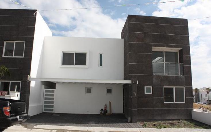 Foto de casa en venta en  , juriquilla, querétaro, querétaro, 451374 No. 01