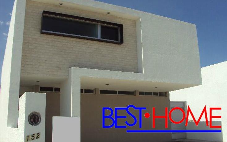 Foto de casa en venta en  , juriquilla, querétaro, querétaro, 453310 No. 01