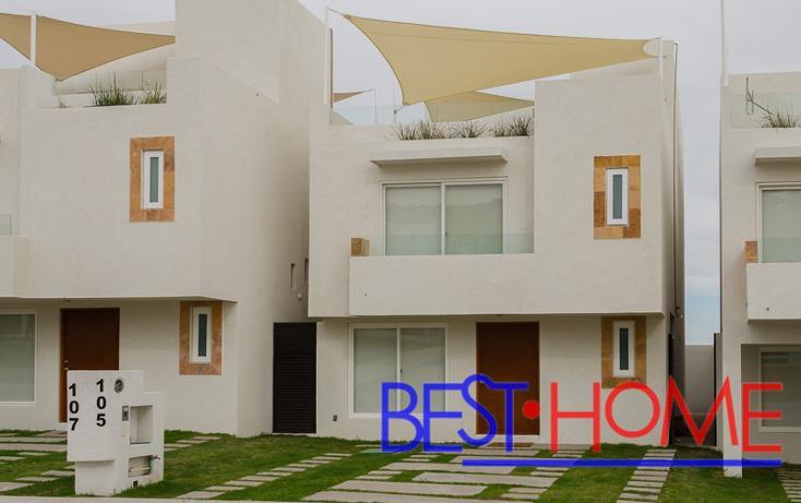 Foto de casa en venta en  , juriquilla, querétaro, querétaro, 453393 No. 01