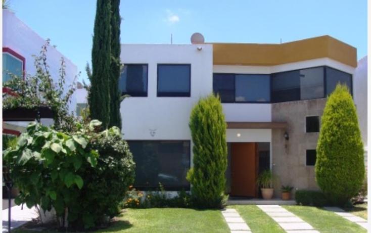 Foto de casa en venta en  , juriquilla, querétaro, querétaro, 589255 No. 01
