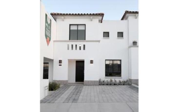 Foto de casa en venta en  , juriquilla, querétaro, querétaro, 599961 No. 01