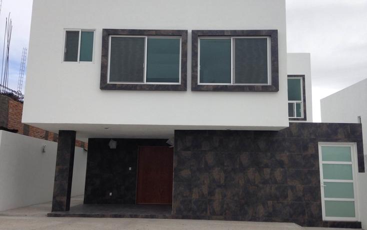 Foto de casa en venta en  , juriquilla, querétaro, querétaro, 714865 No. 01