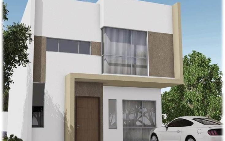 Foto de casa en venta en  , juriquilla, querétaro, querétaro, 783447 No. 01