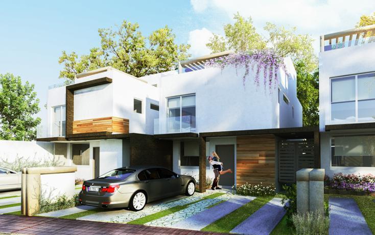 Foto de casa en venta en  , juriquilla, querétaro, querétaro, 807479 No. 01