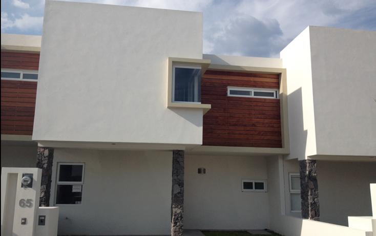 Foto de casa en renta en  , juriquilla, querétaro, querétaro, 854139 No. 01