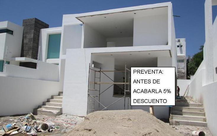 Foto de casa en venta en  , juriquilla, querétaro, querétaro, 890843 No. 01