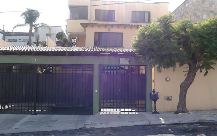 Foto de casa en venta en  , juriquilla, quer?taro, quer?taro, 959531 No. 01