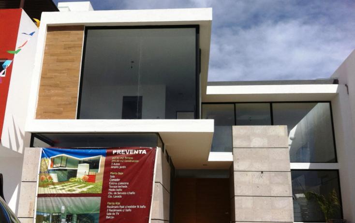 Foto de casa en venta en  , juriquilla, querétaro, querétaro, 959845 No. 01