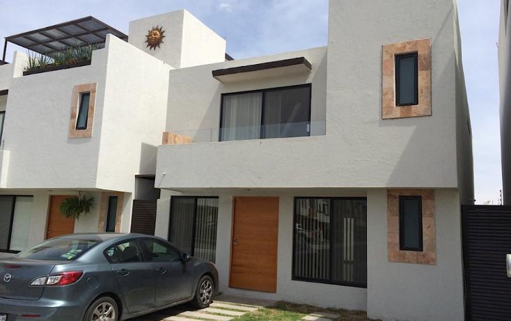 Foto de casa en renta en  , juriquilla santa fe, querétaro, querétaro, 1061897 No. 01