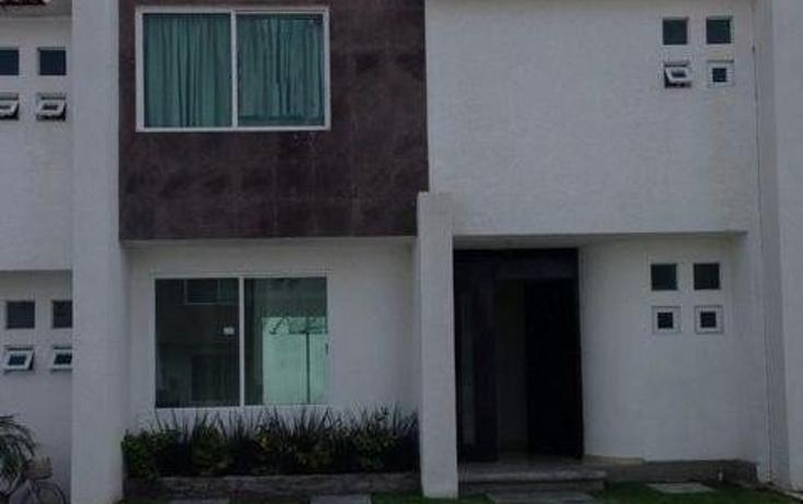 Foto de casa en renta en  , juriquilla santa fe, querétaro, querétaro, 1271699 No. 01