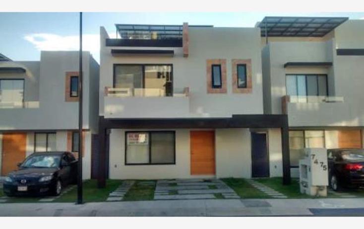 Foto de casa en venta en  ., juriquilla santa fe, querétaro, querétaro, 1615246 No. 01