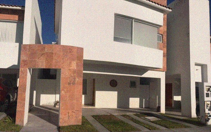 Foto de casa en renta en  , juriquilla santa fe, querétaro, querétaro, 1626201 No. 01