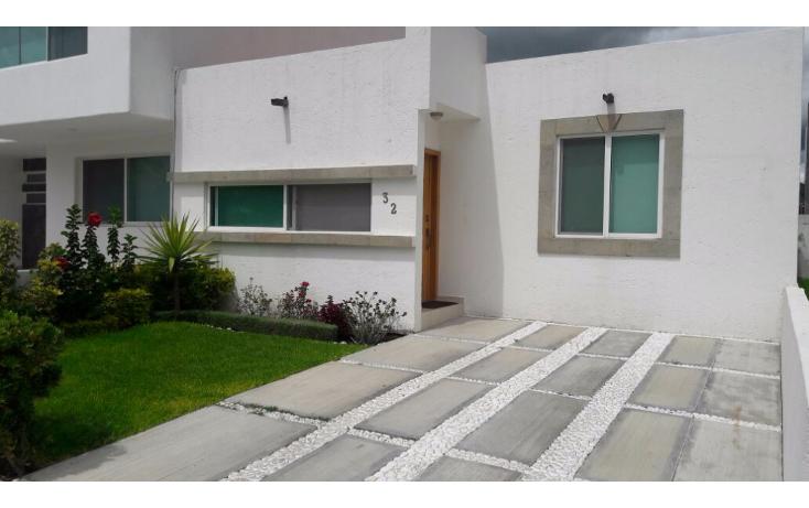 Foto de casa en renta en  , juriquilla santa fe, querétaro, querétaro, 2014954 No. 01