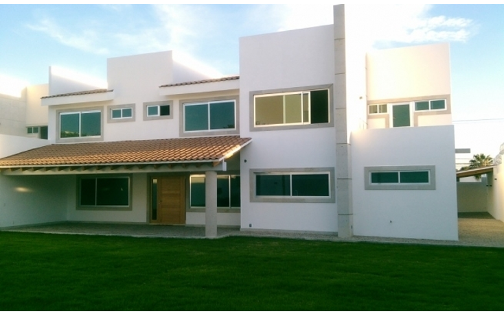 Foto de casa en renta en juriquilla , villas del mesón, querétaro, querétaro, 616199 No. 01