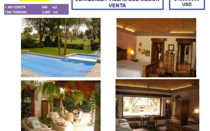 Foto de casa en venta en juriquilla villas del meson, villas del mesón, querétaro, querétaro, 754219 no 01