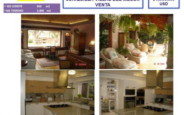 Foto de casa en venta en juriquilla villas del meson, villas del mesón, querétaro, querétaro, 754219 no 02