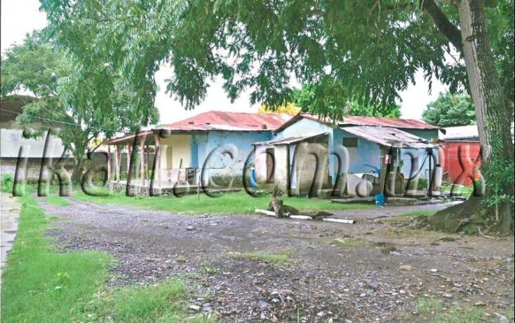 Foto de terreno habitacional en venta en justo sierra 47, tamaulipas, naranjos amatlán, veracruz, 616324 no 02