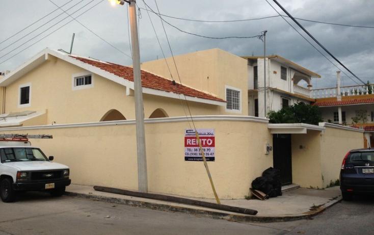 Foto de casa en renta en  , justo sierra, carmen, campeche, 924117 No. 01