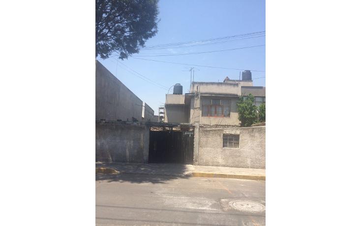 Foto de casa en venta en  , juventino rosas, iztacalco, distrito federal, 2043535 No. 01
